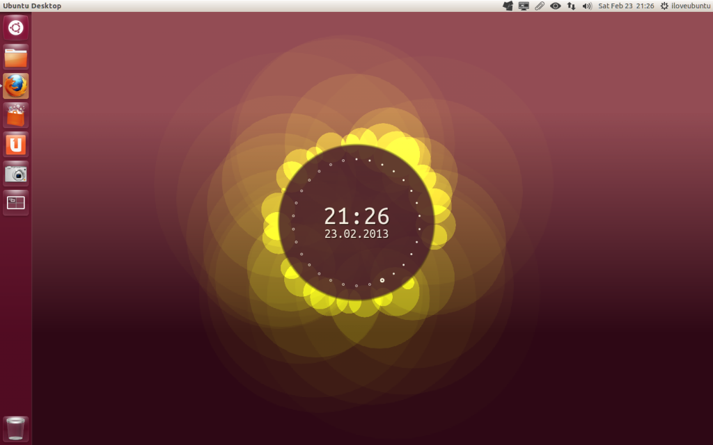 LiveWallpaper circles plugin