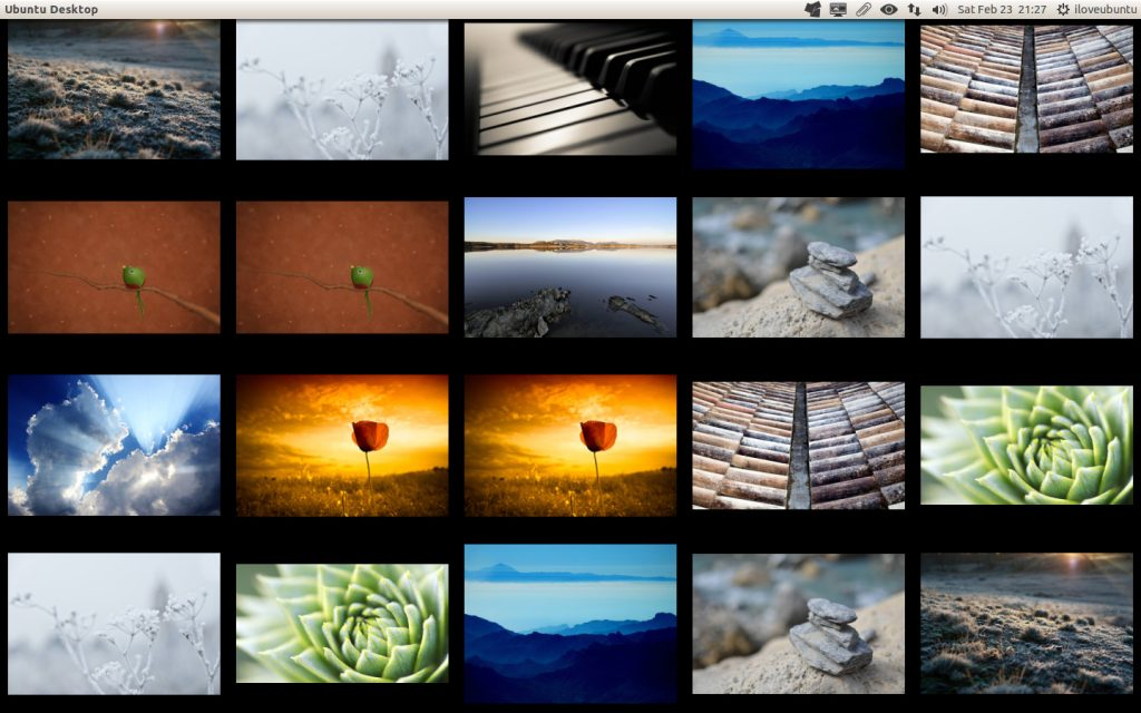 LiveWallpaper photoslide plugin